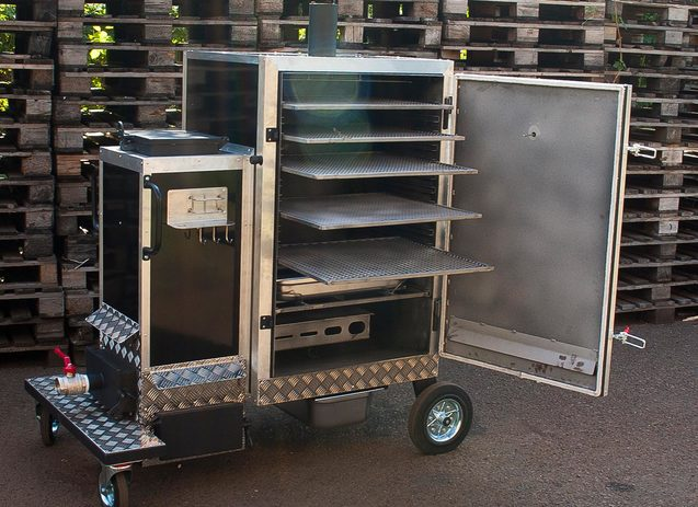 introduction bbq pit box professional bbq smokers. Black Bedroom Furniture Sets. Home Design Ideas