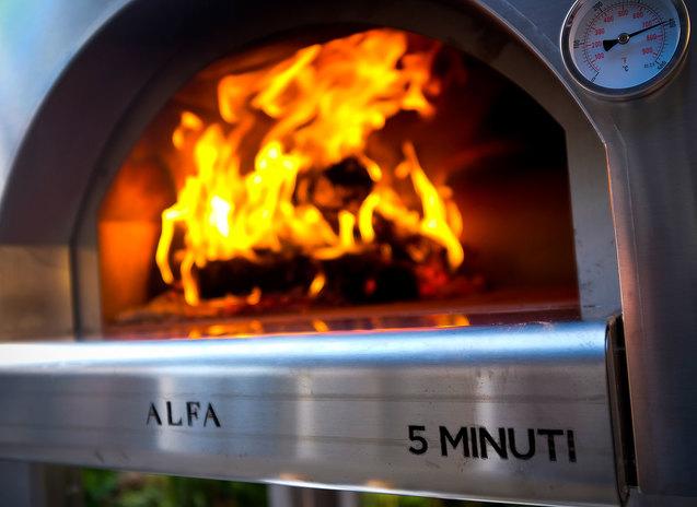 Alfa forni made in italy  dsf5368